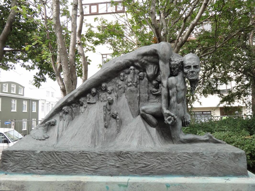Image Einar Jonsson Sculpture Garden